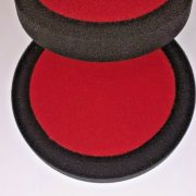 COMPOUND-POLISHING-BUFFING-HEADS-BLACK-VELCRO-160MM-X-30MM-SOFT-X-2-293562087244-4