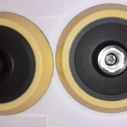 BACKING-PAD-DISC-FOR-COMPOUND-POLISHING-BUFFING-VELCRO-115MM-M14-FITTING-303553047797